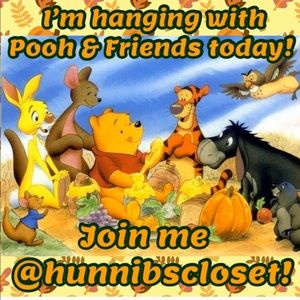 Join me in @hunnibscloset for fun follows
